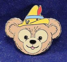 Disney DLR 2013 Hidden Mickey Series Duffy's Hats Pinocchio Pin