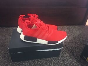 Adidas NMD Red/Black Men's size 9