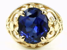 Solitaire Sapphire Fashion Rings