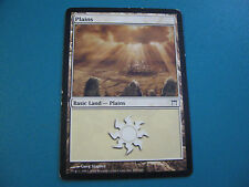 Plains Basic Land Magic The Gathering Deckmaster Card 288/306