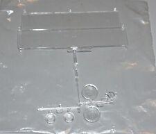 "Golden ""T"" Street Rod Monogram 1/8 Windshield & Clear Parts."