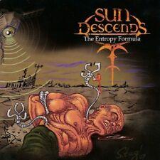 SUN DESCENDS-THE ENTROPY FORMULA-exumer-slayer-thrash-metal