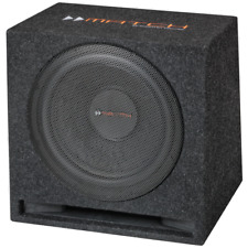 Helix Match MW12E-D - 30cm Subwoofer Bassreflex 300mm BASS KISTE WOOFER AUTO PKW