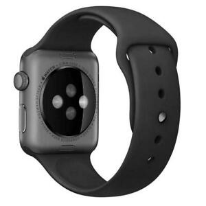 Silicone Band Strap for Apple Watch iWatch Series 7/6/5/4/3/2/1 44/42/40/38mm SE