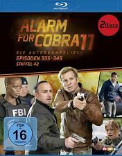 ALARM FÜR COBRA 11-STAFFEL 42 BD -   2 BLU-RAY NEW