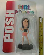 SPICE GIRLS POSH Victoria Beckham  Collectible Figure 1997 BNIB Big Head Power