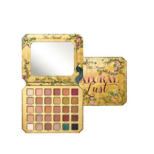 Too Faced Natural Lust Naturally Sexy Eye Shadow Palette - New