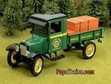 Die Cast 1923 Ford Model T Saw Mill River G Scale 1:32 by Signature 23 Model T