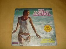 Pop Concerto Orchestra – Eden Is A Magic World  45 RPM 7'' Single