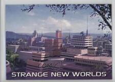 1995 SkyBox Star Trek: Voyager Season One Series 2 #86 Banean Homeworld Card 6b1