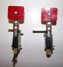 Atari THE ATARIANS Pinball Machine - Two STATIONARY TARGET - Assembly & Switch