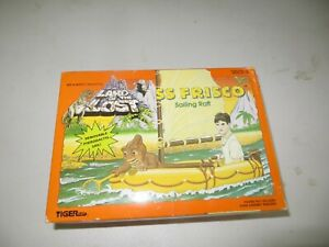 1992 Tiger Toys Land Of The Lost SS Frisco Sailing Raft Complete FREE SHIPPING!