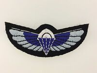 Britain/British S.A.S. Paratrooper's cloth jump wings. Current issue PADDED