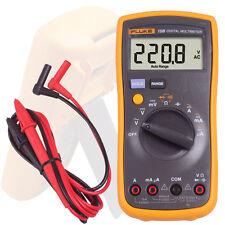 FLUKE F15B+  Digital Auto Manual multimeter Tester Volt Ohm Capacitance