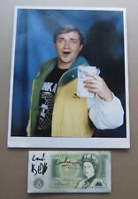 Harry Enfield Loadsamoney Signed Genuine £1 Note Obtained In Person + Photo