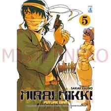 Manga - Mirai Nikki - Future Diary 5 - Star Comics