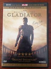 Gladiator (Dvd, 2000, 2-Disc Set)*Russell Crowe Joaquin Phoenix Ridley Scott