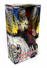 "Iron Maiden-Eddie18"" poseable Action Figure-2002 Art Asylum Ultimate Series"