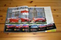 Autozeitung 26108) Ferrari 360 Modena mit 400PS besser als...?