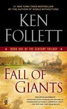 The Century Trilogy: Fall of Giants 1 by Ken Follett (2012, Paperback)