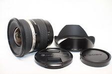 Excellent Minolta AF DT ZOOM 11-18mm F/4.5-5.6 D Lens Made In Japan