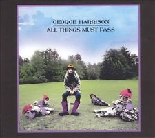 George Harrison: All Things Must Pass (Remastered 2CD) Cardboard Case / VG+