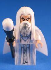 LEGO® LORD OF THE RINGS™ 10237 SARUMAN Minifigure Rare Slope Legs Ver 100% LEGO