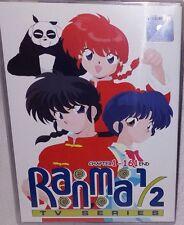 RANMA 1/2 ~~THE COMPLETE ENGLISH TV SERIES DVD BOX SET~~