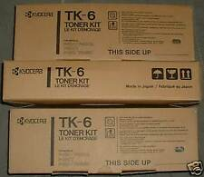 KYOCERA TK-6 TONER KIT for F800 A T F820 FS850