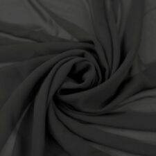24 Colors Danielle Polyester Hi-Multi Chiffon Fabric by the Yard - 10075