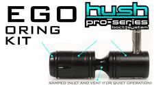 TECHT O-Ring Kit for Ego Hush Bolt - 3x Rebuild- Paintball Gun Upgrade - TECHT