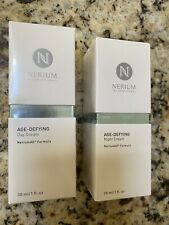 Nerium AGE Defying Day and Night Cream 30ml 1oz EXP. 2021 *Sealed