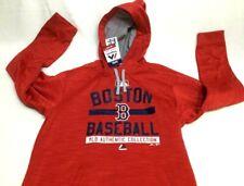 Boston Red Sox Majestic OnField Therma Base Hoodie Hooded Sweatshirt Mens Medium