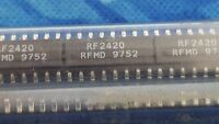 1x RFMD RF2420 , 0MHz - 950MHz RF/MICROWAVE VARIABLE ,PROGRAMMABLE ATTENUATOR