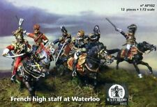 Waterloo 1815 1/72 French High Staff at Waterloo # AP102