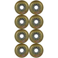 Inline Skate Rollerblade Reflex Speed Wheel 76mm 78a Set of 8