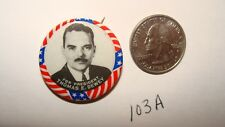 1948 Thomas E. Dewey Presidential Political Campaign Pin Pinback Button 1 1/4""