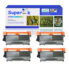 4x TN780 High Yield Toner Cartridge For Brother MFC-8510DN MFC-8710DW MFC-8810DW