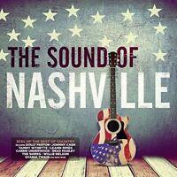 THE SOUND OF NASHVILLE 3CD NEW Dolly Parton Tammy Wynette Carrie Underwood