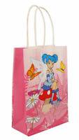 6 Fairy Bags With Handles - Luxury Party Treat Sweet Loot Lunch Gift