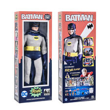 Batman Classic TV Series Boxed 8 Inch Action Figures: Batman (Removable Cowl)