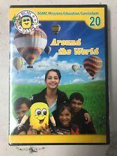 BGMC Missions Education Curriculum Volume 20 Around the World PowerPoint DVD