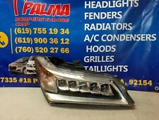 2014 15 16 ACURA MDX RIGHT FULL LED HEADLIGHT (33100-TZ5-A01) *P913*