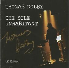 Sole Inhabitant [CD/DVD] [Slipcase] * by Thomas Dolby (CD, 2008) Original Signed