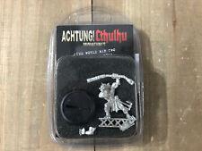 ACHTUNG! CTHULHU - Profundo Rompearrecifes - rol - miniaturas 28 mm. WWII