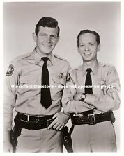 ANDY GRIFFITH SHOW TAYLOR BARNEY FIFE DON KNOTTS MAYBERRY SHERIFF 8 X 10 PHOTO