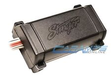 New Stinger Hi Low Speaker Line Level Converter For Factory Stereo To Rca Output