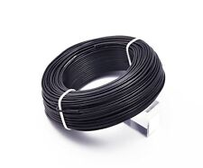 1Roll Black 18Gauge 1.0mm 5Meters Aluminum Jewelry Findings Wrap Craft Wire