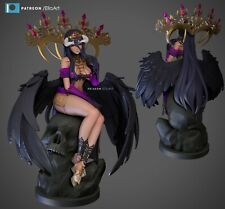 Sexy Albedo from Overlord Fan Art   Miniature Statue   Resin Figure Garage Kit