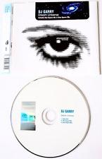 DJ GARRY - Dream Universe (CD Single) (EX/VG)